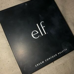 ELF cosmetics Cream Contour Palette